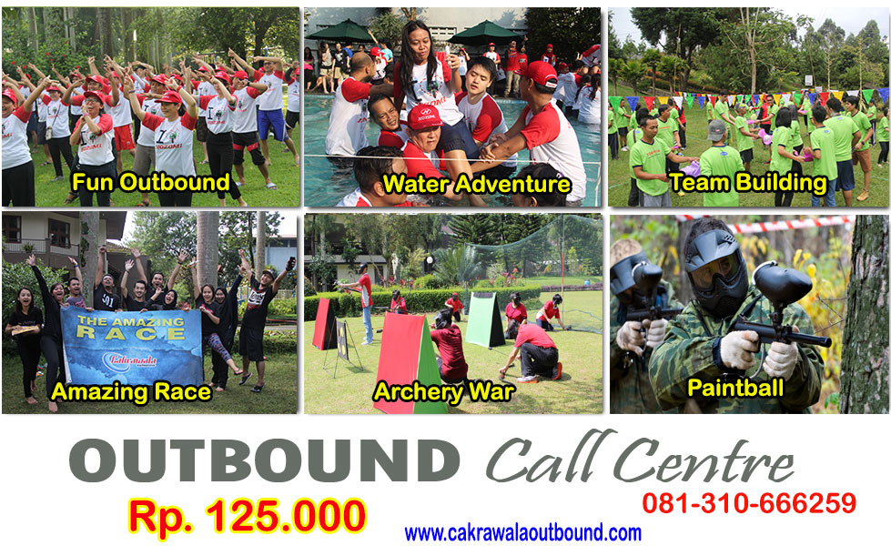 Paket Promo Outbound