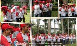 Ice Breaking Kegiatan Outbound Training